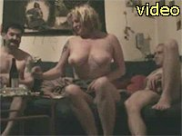 threesome party