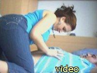 naughty romanian couple webcam show
