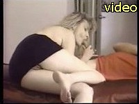 hot busty mom blows